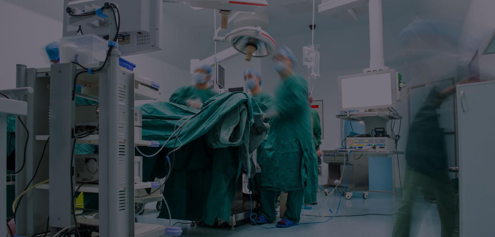 Doctors Operating